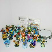 Skylanders Ps3 Game Swap Force Game Lot 23 Figures And Portal Base And Poster