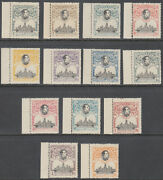 Series Congreso Of The Upu 297/309 - Year 1920 - De Luxe - Mnh Mint