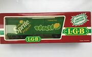 Lgb  4090 Sprite Edition Reefer Car Coca-cola New In Box Made In W. Germany