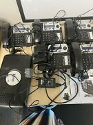 Xblue X16 Phone System Charcoal/silver. 4 Line Corded System