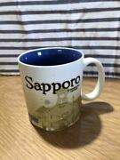 Sapporo City Mug Cup Starbucks Japan Icon Series Tokyo One Part Is Missing