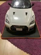 Nissan Gt-r Nismo De Agostini 1-100 Completed Model Mini Car F/s From Japan [a]