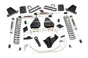 Rough Country 6 Lift Kit Fits 2015-2016 Super Duty F250 4wd | Diesel |