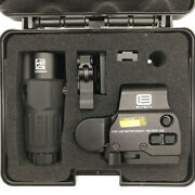 Sight Hhs Combination Holographic 558 Sight G33 Magnifying Glass
