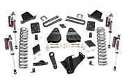 Rough Country 4.5 Lift Kit Fits 2015-2016 Super Duty F250 F-250 Diesel W/