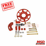 Msd Ignition Crank Trigger Kit For Lincoln Versailles 77