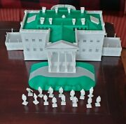 Sears Heritage Playset The White House Of The United States Marx Toy Co