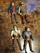 Vintage Action Figures Robin Hood Of Thieves Kenner 1991 Lot