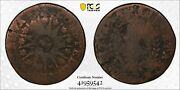 1785 C Nova Pointed Rays Colonial Constellatio Coin Pcgs G Detail Env Damege