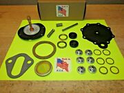 1953 1954 Chevy One Fifty Corvette Ac 9797 Ethanol Todayand039s Fuel Pump Rebuild Kit
