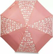 Vera Umbrella Auto Open Folding Water Activated Color Changing Coral Pets A11