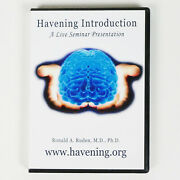 Havening Introduction 6hr Seminar 3 Dvd Self Therapy Techniques Ronald Ruden Eft