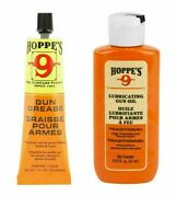 Hoppes Lubrication Pack Includes 1.75 Oz. Grease And 2.25 Oz. Gun Oil