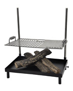 Adjustable Fire Grill Barbecue Camping Fireplace Portable Outdoor Kitchen Qualit