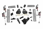 Rough Country 6.0 Suspension Lift Kit 11-14 F-250 Sd 4wd Diesel 56450