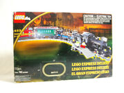 Lego Express Deluxe 4535 2002s Original New From Japan Rare