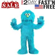 Silly Puppets Monster - Blue Monster Puppet 30 Ventriloquist Style Puppet 2021
