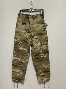 New With Tags Usgi Multicam Ocp Army Combat Pants Small Short Tactical
