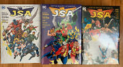 Dc Comics Jsa Omnibus Volume 1 2 3 Hard Cover 3960 Pages Global Shipping 450