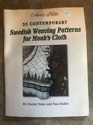 33 Contemporary Swedish Weaving Patterns For Monkand039s Cloth - Avery Hilland039s