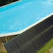 Sunheater Pool Heating System Two 2' X 20' Panels – Solar Heater For Inground...