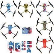 Decal Sticker Skin Set Protective For Dji Air 2s Combo Rc Drone Quadcopter Body
