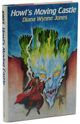 Howl's Moving Castle Diana Wynne Jones First Edition 1st Printing 1986