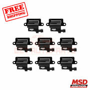 Msd Ignition Coil For Workhorse Fastrack Ft1601 2004-2005