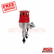 Msd Distributor Fits Ford 72-1980