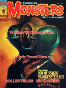 Famous Monsters Of Filmland 1974 The Fly Sci-fi = Poster 10 Sizes 17 - 5 Feet