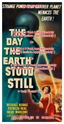 Day The Earth Stood Still 1951 Gort = Movie Poster 3 Sizes 4 Ft / 6 Ft / 7 Ft