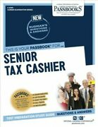Senior Tax Cashier Paperback By National Learning Corporation Cor Brand N...