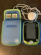 Leapfrog Leappad2 Learning Tablet With 2 Games, Stylus And Padded Carrying Case