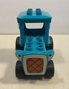 Lego Duplo Bob The Builder Travis Tractor Truck From Set 3296