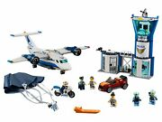 Lego 60210 City Series Sky Police Air Base 3-level Police Station Control Tower