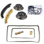 For Mercedes-benz W203 C230 E200 C180 1.8l Timing Chain Kit Camshaft Adjuster
