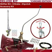 727 Shifter Kit 23 Swan E Brake Cable Clamp Dipstick For D1adb