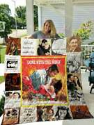 Gone With The Wind - Best American Classic Romance Drama Of All Blanket Print Us