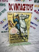 Vintage 1970and039s Gabriel The Lone Ranger And Silver Unused L@@k