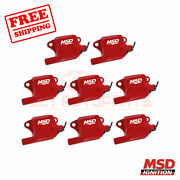 Msd Ignition Coil Fits Chevrolet Ssr 05-2006
