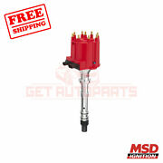 Msd Distributor Fits With Buick 77-1979