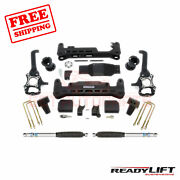 Readylift 7 Lift Kit System With Rear Shocks For Ford F-150 2015-2020