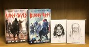 Kings Of The Wyld And Bloody Rose - Nicholas Eames Signed And Both Numbered 210