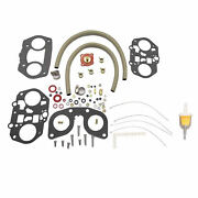 Dellorto Drla 36/40/45/48 Carbs Rebuild Kit- With Added Fastners And Supplement