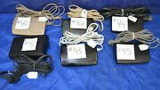 Foot Controls W/power Cords Singer 900 750 724 626 457 And Other Sewing Machines