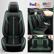 Universal Silicone Anti Skit Base Cloth Wearproof Car Front Back Seat Cover Set