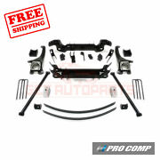 Procomp 6 Lift Kit W/fr Spacers/rear Pro Runner Shocks For Toyota Tundra 07-19