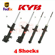 Kyb Kit 4 Struts Front Rear For Nissan Maxima 2002-03 Gr-2/excel-g Gas Charged