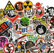 300 Pcs Hard Hat Stickers Funny Stickers For Tool Box Helmet Welding