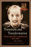 Transition And Transformation Victor Sjostrom In Hollywood 1923-1930 Paper...